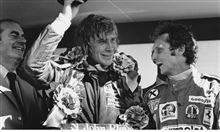 RUSH James Hunt and Niki Lauda