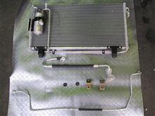 【田中オートサービス】32GT-R(BNR32)に33GT-R(BCNR33)のエアコンを一部拝借wwレトロフィットエアコン&ドライブシャフトO・H