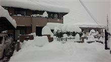 大雪・・114cm