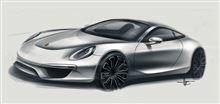 Porsche 911 - Type 992 Design sketch