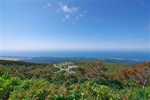 日本の美しい道 「鳥海ブルーライン」