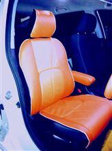 本革の意外な効能  または私は如何にして純正シートで我慢するのを止めてシートカバーを愛するようになったか