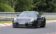 911 GT2 Spy Shots