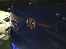 VW POLO 6R VWエンブレムバックカメラ LUXI&Smart