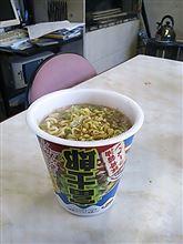 ラーメン二郎系カップ麺…(^^;