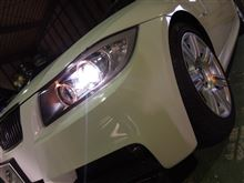 BMW E90 AVインターフェイス 完成