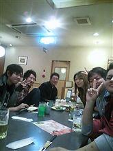 宴なぅ(^o^)/♪