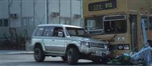 今晩 再び ジャッキー チェン 氏 の 映画 で 三菱車 が 大活躍 します ・・・・