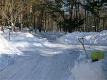 道路の除雪Ⅱ