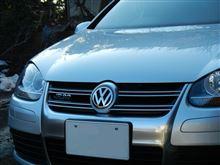 VW-212(06)  洗車 ・・・o(▼_▼θ