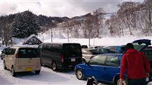 106と行く スキー@朝里川温泉