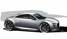 新型TT  現行とデザインは大差なし?