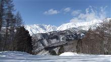 白馬岩岳へ行ってきました