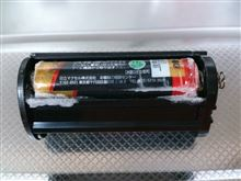 電池の液漏れで総点検