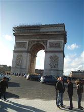 花の都パリ♪