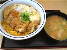 カツ丼(*´ω`*)