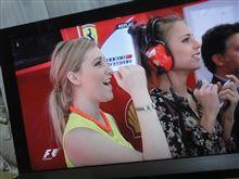 2013 F1 中国GPにて