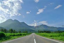 日本の美しい道 「やまなみハイウェイ」