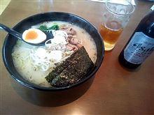 ラーメン探訪 81杯め 博多長浜麺食堂ちー坊 (山形市嶋)