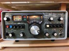 懐かしの無線機たち