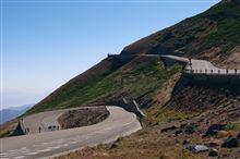 日本の美しい道 「乗鞍スカイライン」