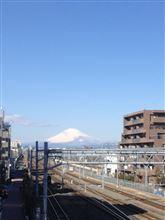 今日富士山。14,3,6