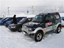 まっかり雪上トライアルに行ってきました
