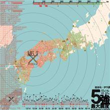 夜中の地震(;´Д`)