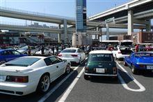 Audi大黒オフ参加'14.03