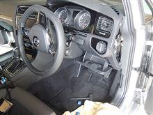 VW Golf 7 電装パーツ取り付け完了!