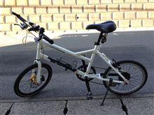 久々の自転車カスタム