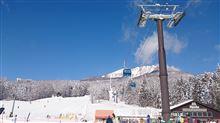 新潟までスキーに行きました♪