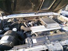 4M40エンジン不調?
