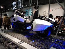 行ってきました大阪 モーターサイクルショー2014