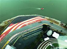 素顔のシンガポールF1市街地コース