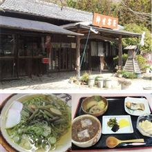 素朴でしっかりおいしい「柳生茶屋」。