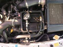 【終了の予感】エンジンのコンプレッション測定