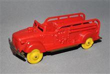 米国製プラ玩具 消防ポンプ車