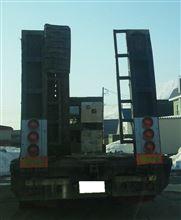 最近!トラックのヒップにZOKKON 命♡ ( ´艸`)ムププ