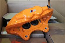 BMW パフォーマンス ブレーキパーツ  オレンジWOLF ブレーキパッド 850