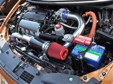 <特別な一品> CR-Z GT S/Cキット用パワーチャンバー