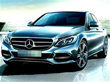 発売間近?Mercedes-Benz New Cclass
