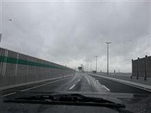 雨の定点観測