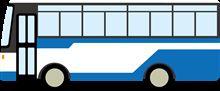 ლ(╹◡╹ლ)可愛いバス発見(*゚Д゚) ムホムホ
