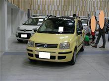 輸入車展示イベントに行ってきました。