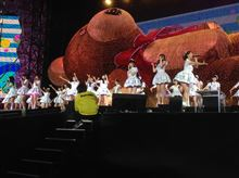 AKB48、5月発売の新曲を国立コンサート(単独・初日)で披露