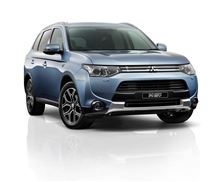 Mitsubishi Outlander PHEV - World's First Plug-In Hybrid 4X4 - TV Commercial  : Australia ・・・・