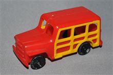 米国製プラ玩具 ジープ ステーションワゴン