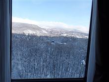季節外れの雪・・・ ドコに行っても、ついてくる? ε=ε=(/*~▽)/キャー!!!