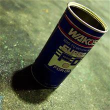 【307SW】オイル(EURO)+WAKO'S SUPER FO・エレメント(MANN)交換